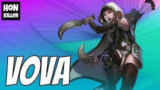 HoN Scout Gameplay - Vova - Immortal