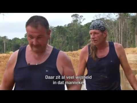Beroepen Zonder Grenzen S03E01: Vrachtwagenchauffeurs In Suriname
