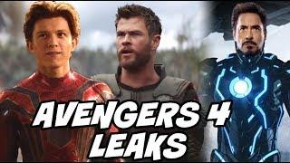 Spiderman Confirmes Quatum Realm for Avengers 4 & Avengers Infinity War