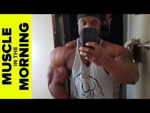 Michael Lockett Adding MASS! Muscle in the Morning (10/23/17)