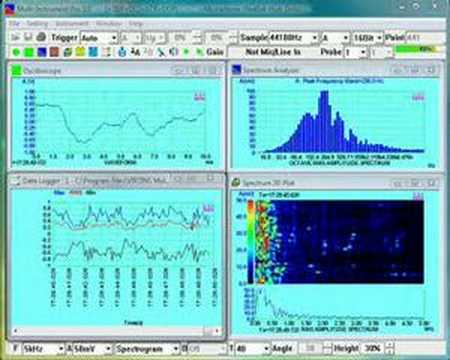 Music spectrum show using real time audio analyzer software - YouTube: www.youtube.com/watch?v=ZS6YAViGft0