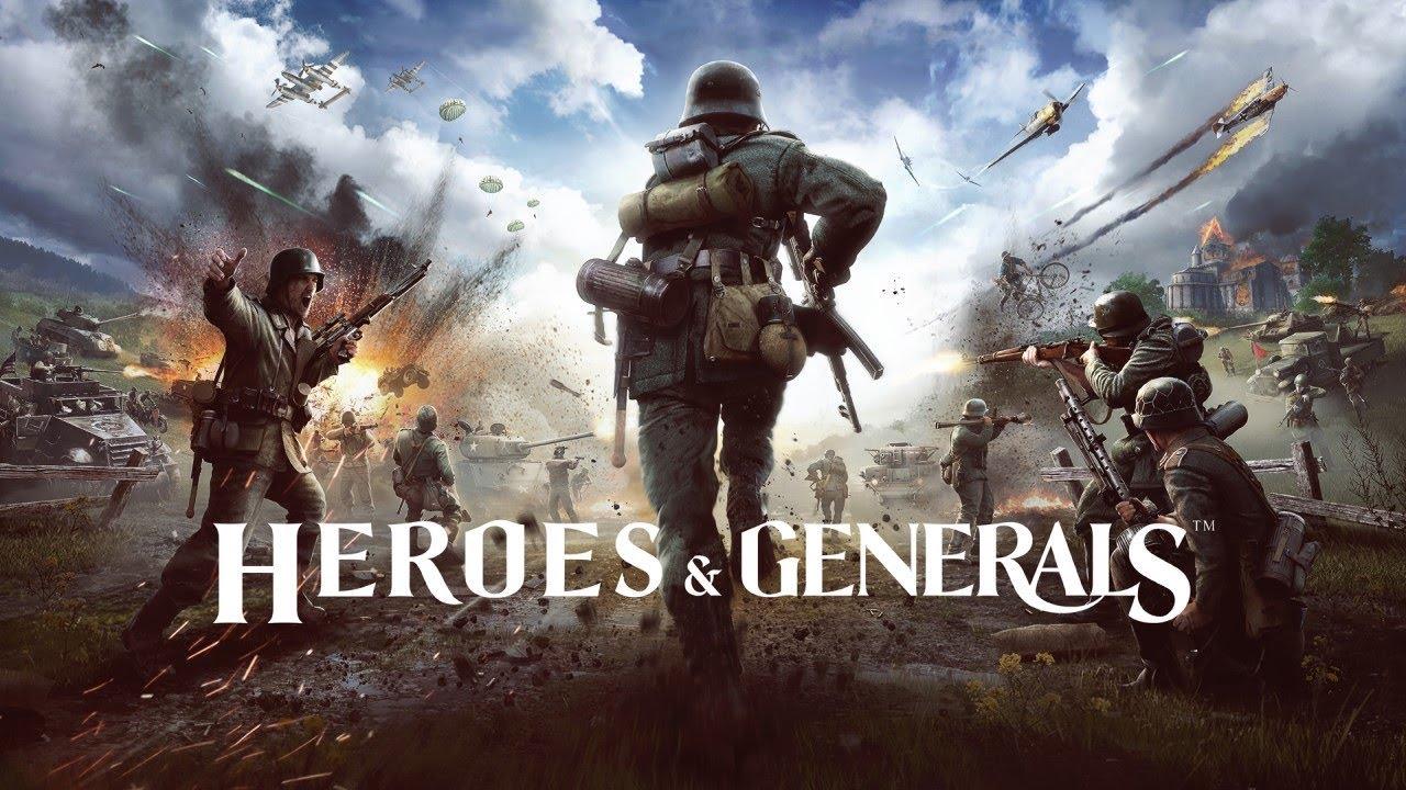 Heroes & Generals Türkçe Multiplayer Oynanış Bölüm 1 - YouTube