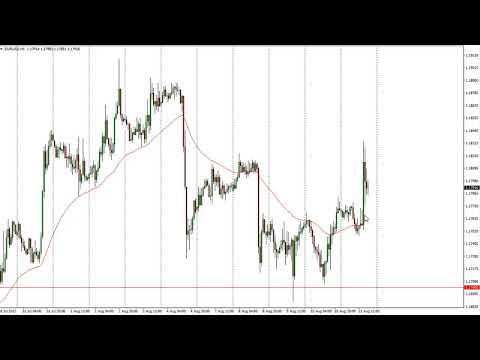 EUR/USD Technical Analysis for August 14, 2017 by FXEmpire.com