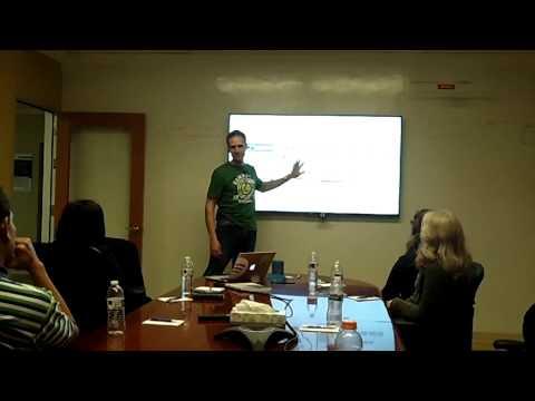 Team Automation Testing Meetup - Jonathan Rammusson - Spotify Automation Engineer