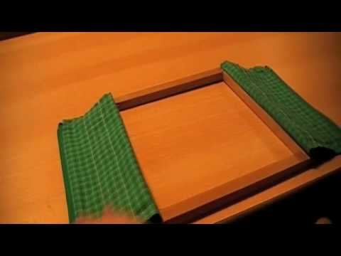 Montessori - Practical Life - Dressing Frame - Zipper
