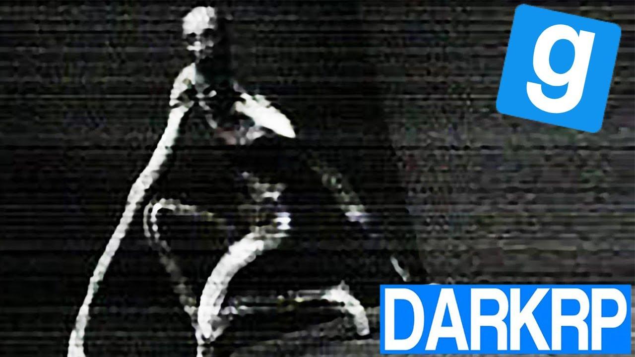 SCP-096 ! - Garry's Mod DarkRP