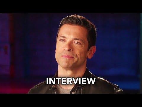 "Riverdale Season 2 ""Hiram Changes Everything"" Interview (HD)"