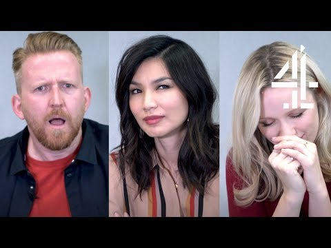 Humans Cast Do The Human Test (Shocking Results)
