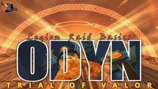 Odyn: Two Minute Tips | Normal/Heroic | Legion Raid Basics