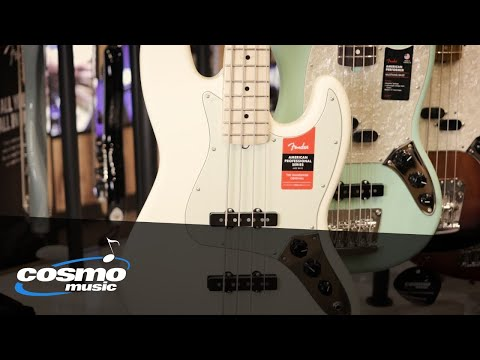 Fender American Professional Jazz Bass Quickview - Cosmo Music