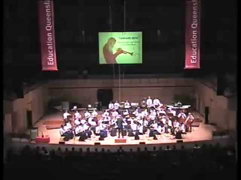 Brisbane State High School - Fanfare Grand Final 2010