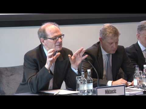 Forward thinking on transnational threats