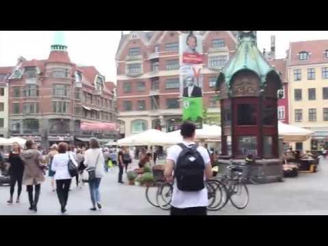 London to Copenhagen - One Day Trip :)