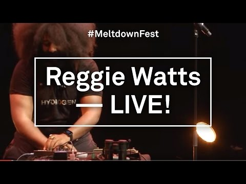Yoko Ono's Meltdown | Reggie Watts live highlights