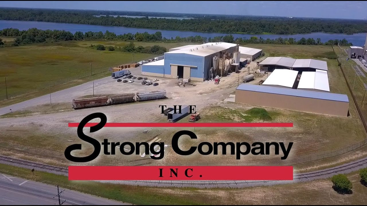 The Strong Company, Inc. - About Us