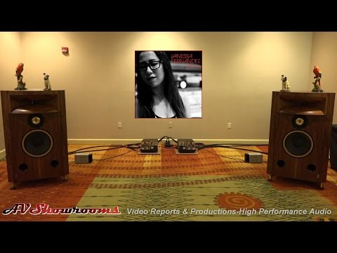 Classic Audio Loudspeakers, T1.5, Purist Audio Design, Atma Sphere, Tri Planar, RMAF