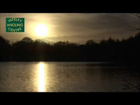 Winter carp fishing tips and tactics by Yateley Angling Centre