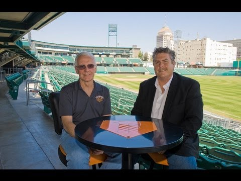 Business Street Online Interviews Fresno Grizzlies President Chris Cummings