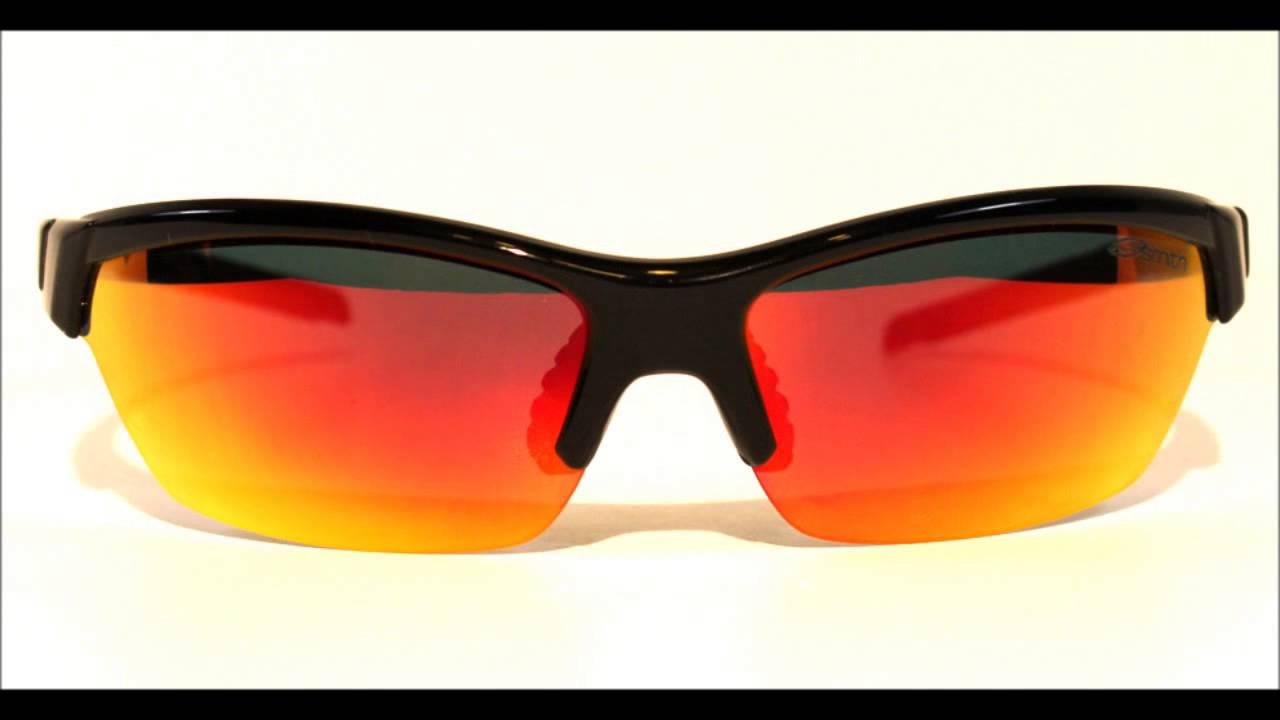 b7245f87f4aa SMITH Optics Approach Performance Multi Sport Sunglasses w Interchangeable  Lens