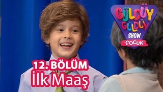 Güldüy Güldüy Show Çocuk 12. Bölüm, İlk Maaş
