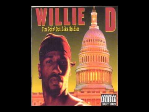Willie D-Little Hooker.