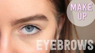 Натуральный макияж бровей / Natural eyebrow makeup | Beauty Blanc(Предыдущее видео: Маникюр весенний (Мраморный) / Spring Nail Art (Marble) (http://youtu.be/4V2GWE2LRMw) ИСПОЛЬЗУЕМЫЕ ПРОДУКТЫ /..., 2014-04-15T15:03:24.000Z)