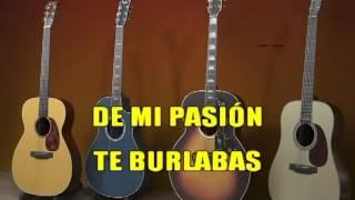 La Malagueña (Karaoke)