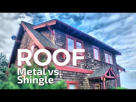 Roofing | Shingles vs Metal and the Real Problems with Both