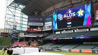 Rays VS Astros ALDS Game 5 | 2019 MLB American League Division Series