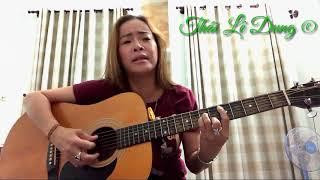 Nữ Hoàng Bolero Guitar Thái Lê Dung đàn ca Người thương Kẻ Nhớ làm đắm say lòng người