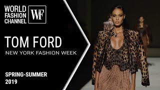 Tom Ford ss 2019 | New York Fashion Week