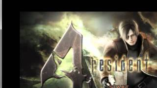best config for RESIDENT EVIL 4 in pcsx2