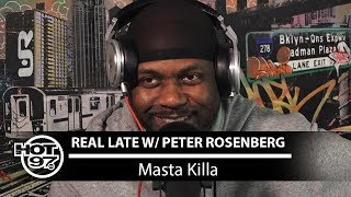 Rosenberg Interviews.... Masta Killa (of Wu Tang Clan)