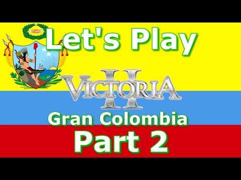 Victoria 2 - HPM 3.9.1 - Gran Colombia | 2 [1080 60FPS]