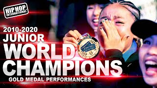 Awesome Junior - Thailand | Gold Medalist Junior Division at HHI 2018 World Finals