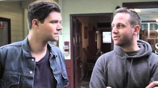 Taking Back Sunday - Mark and Adam bonding [Webisode]