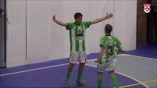 #FutsalMetro #CopaNivelacion La Marca vs Isidro Casanova