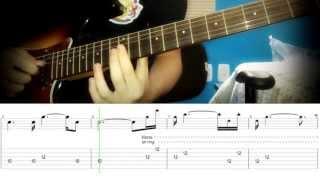 Love Solo - Guitar Tabs