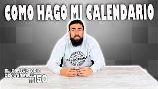 COMO HAGO MI CALENDARIO. Consultorio 150 😊.