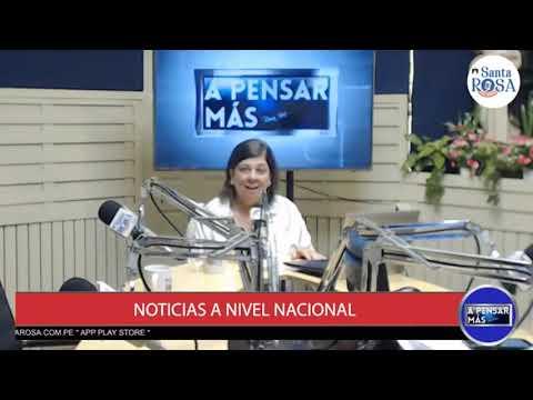 'A PENSAR MÁS CON ROSA MARÍA PALACIOS' 08-01-2019