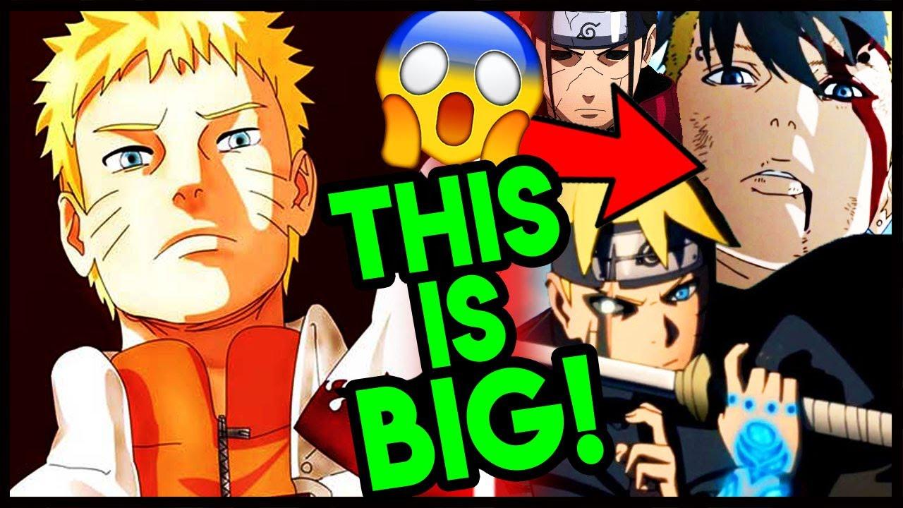 Naruto's Second Son BETRAYS Him! Legendary Shinobi RETURNS?! Boruto Timeskip Explained