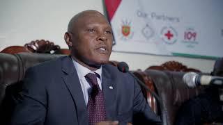 Adolphe RUKENKANYA s'exprime sur le Tour du Burundi à Vélo