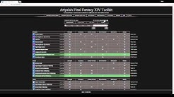 "FFXIV: ARR - Ariyala's ""My Inventory"" DRG guide by Thendiel Swansong (How to Train Your Dragoon)"