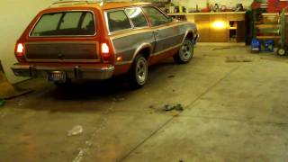 turbo 2.3 pinto / 5speed