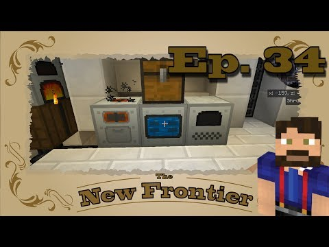 IC2 Ore Processing | New Frontier | Ep. 34