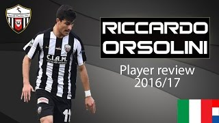 Riccardo Orsolini | Ascoli Picchio FC | Player review 2016/17 | Goals, Skills and Assists | HD