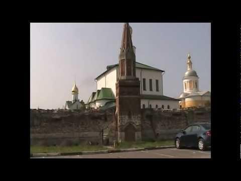 Часовня надкладезная в монастыре (г.Коломна)