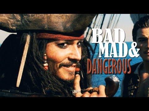 Captain Jack Sparrow: The Byronic Hero