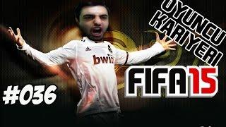 Fifa 15 Oyuncu Kariyeri | 100 Milyonluk Adam | 36.Bölüm | Türkçe oynanış seri