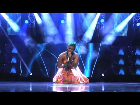 Idols SA 10 Highlight: Ep 17  Bongi's song for mama